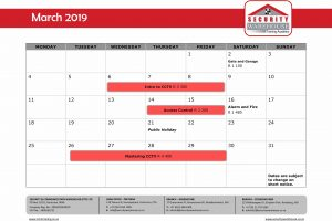#SecurityWarehouseTraining-March-2019